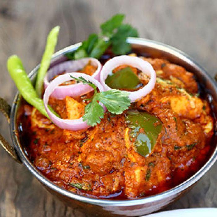 Chicken-Vegetarian Curry