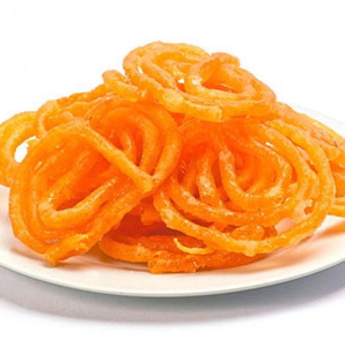 Dessert-jilebi