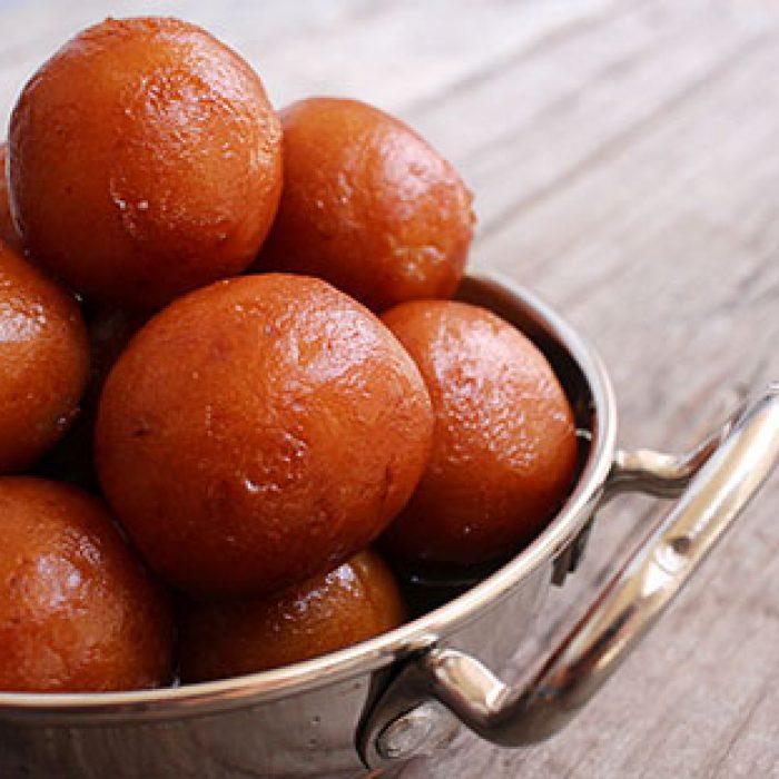 Dessert-golap jamun